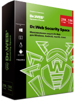 Dr.Web Security Space 12