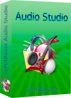 Soft4Boost Audio Studio. Купить в allsoft.ru