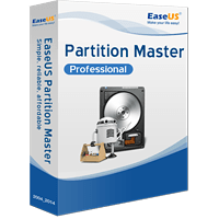 Купить EaseUS Partition Master Professional