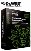 Dr.Web Mail Security Suite для MS Exchange. Антивирус